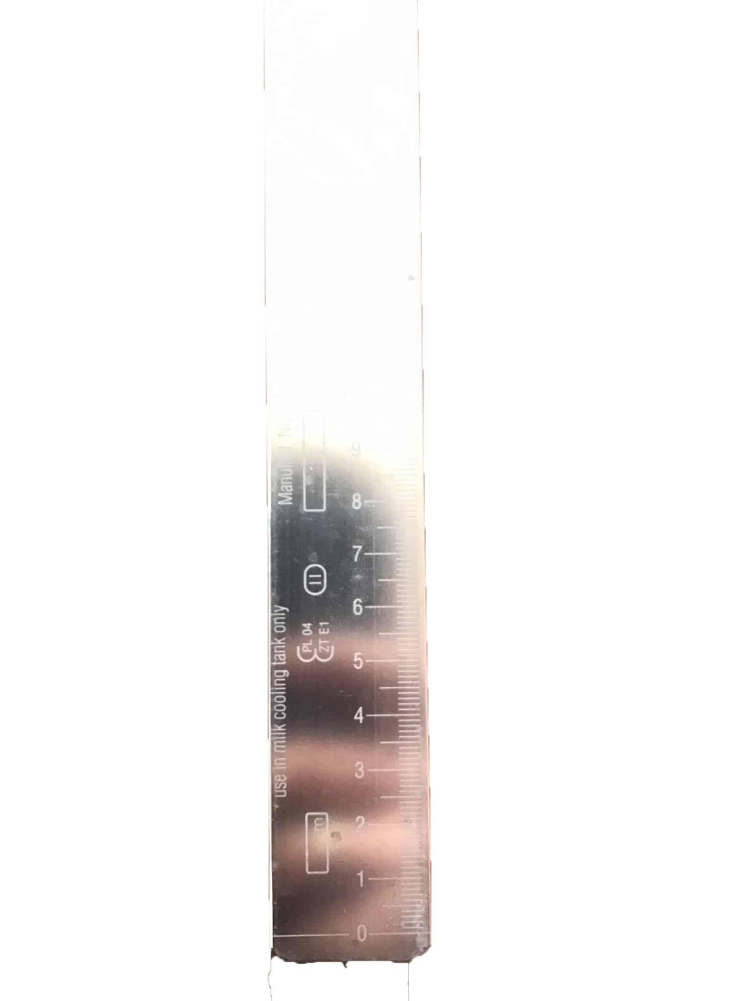 Listwa pomiarowa L-0,45m