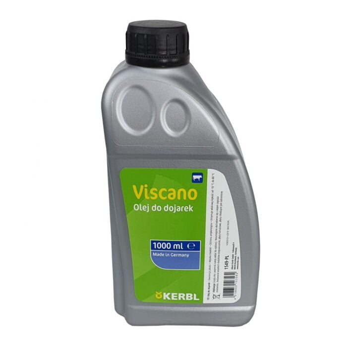 Olej smarujący do dojarek 1 l, Viscano
