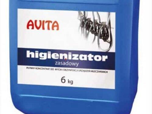 higienizator zasadowy
